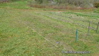 orto della fattoria didattica dellortica a Savigno valsamoggia Bologna vicino a Zocca