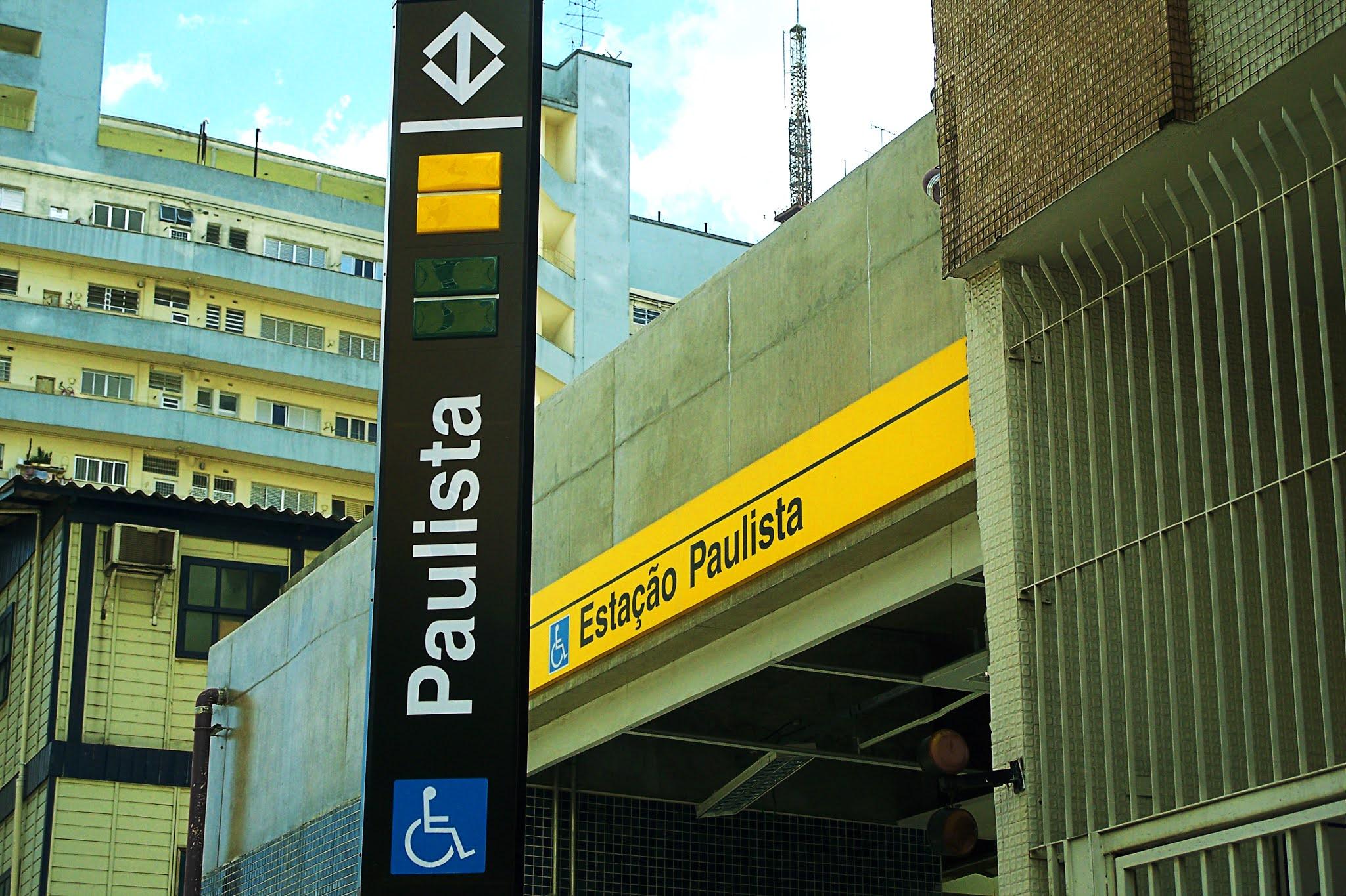 Expo Pelo Brasil parte rumo à próxima parada, Estação Paulista.