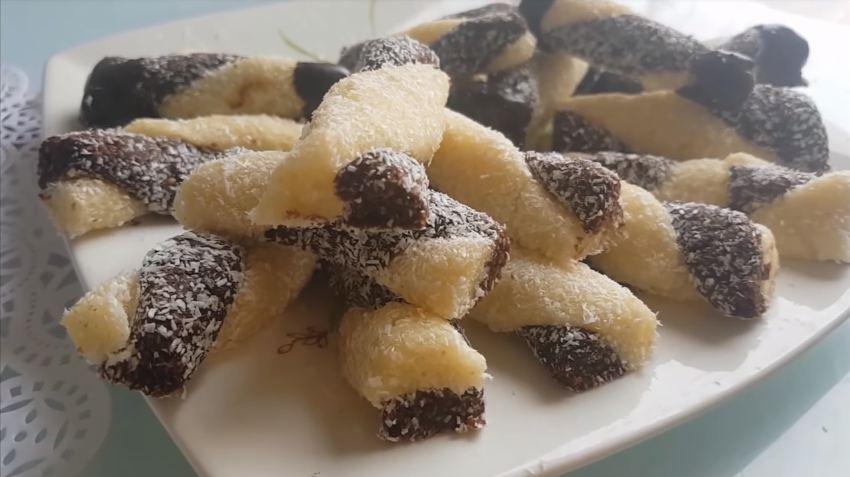 حلوى بدون فرن في عشر دقائق بمكونات بسيطة