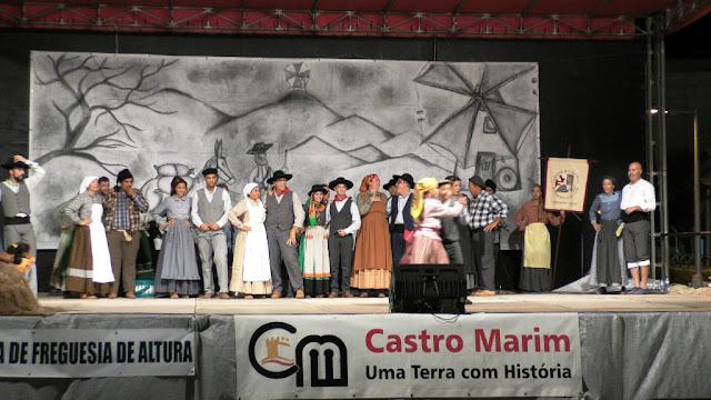 5.º Encontro Etnográfico Amendoeiras em Flor homenageia Candongueiras