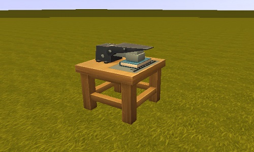 Chiếc bàn Bookmaking Workbench - công cụ luôn luôn phải có để đóng sách