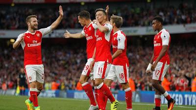Arsenal vs West Ham United: Live Stream Premier League info.