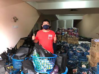 Misi Bantuan C19 dan Pasca Banjir DPMM x PPIM | Kelantan