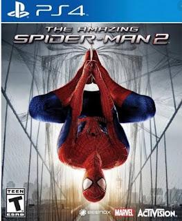Spiderman PS 4
