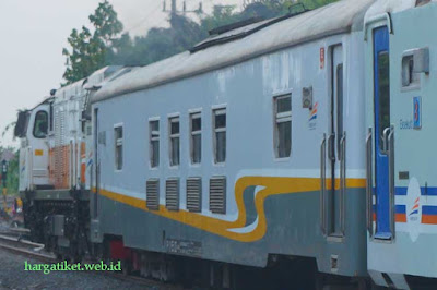 Gambar Kereta Api Bima Malang