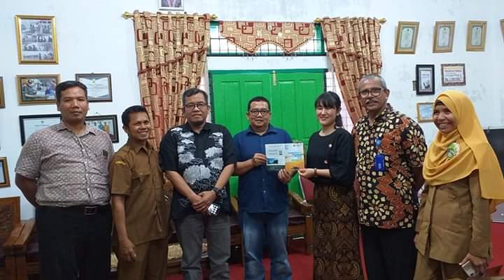 Harfiandri Damanhuri, Peneliti Penyu Universitas Bung Hatta Padang