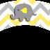 Elefante Bebé en Amarillo y Gris: Wrappers y Toppers para Cupcakes para Imprimir Gratis.