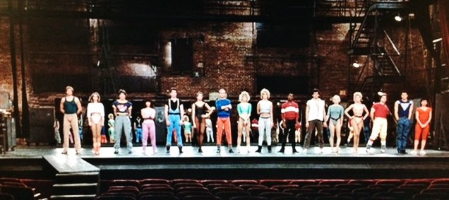bway2hlwd: A Chorus Line