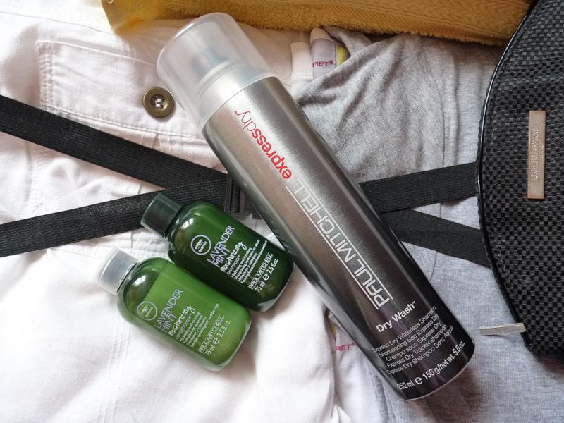 Dry Wash Paul Mitchell Express Dry mój HIT czyli suchy szampon na wakacjach