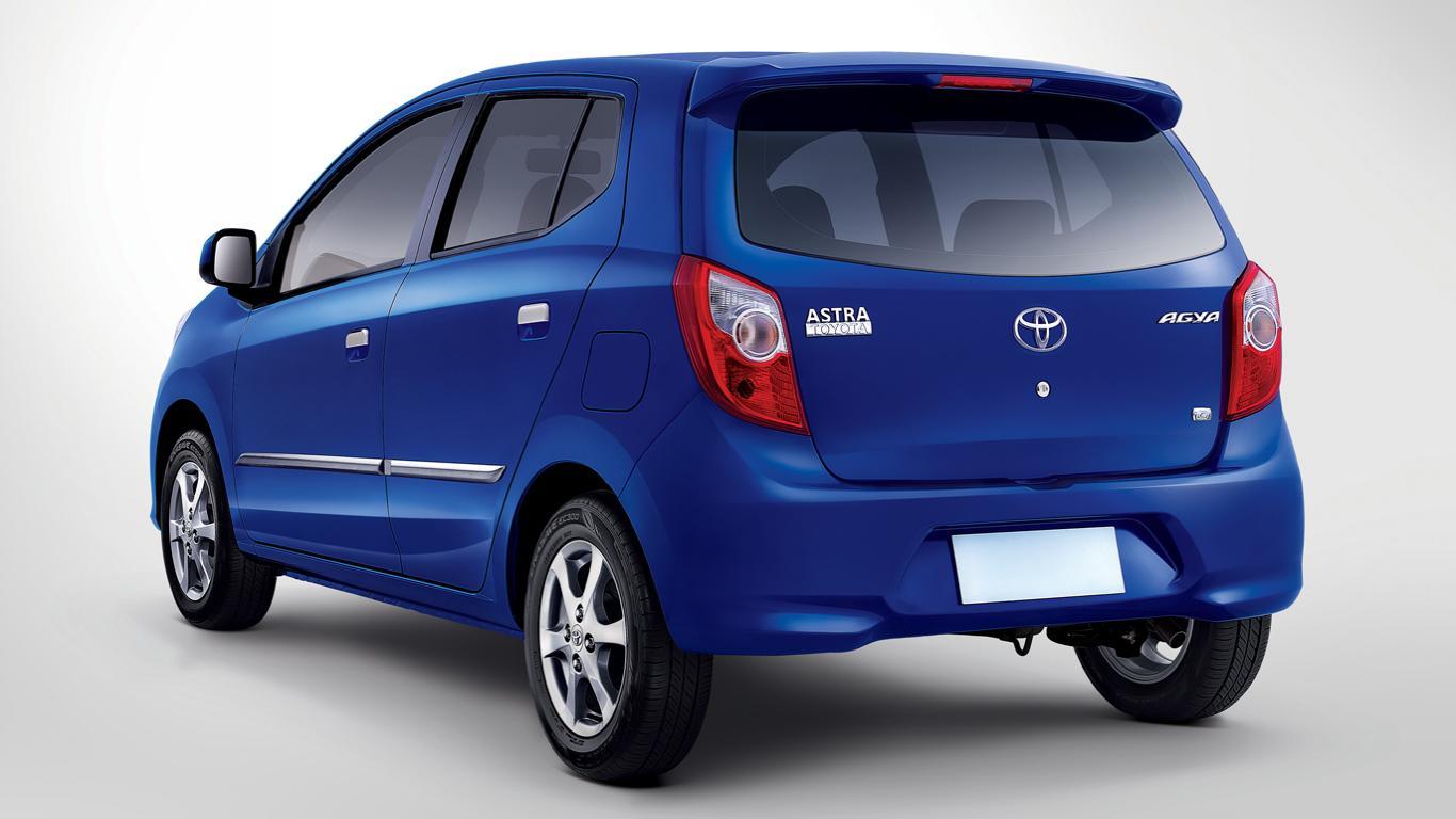 Tipe Dan Kelengkapan Astra Toyota AGYA