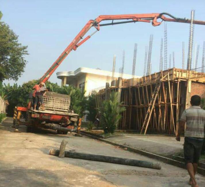 harga readymix untuk cor dak rumah dan sepaket sewa pompa beton