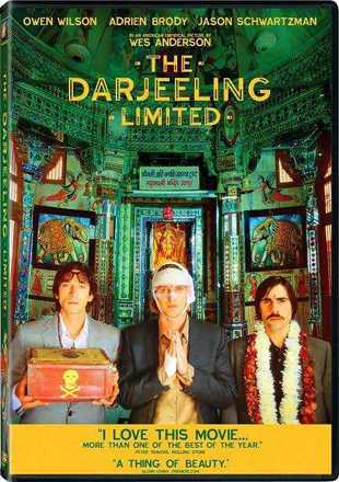 The Darjeeling Limited 2007 BRRip 720p Dual Audio In Hindi English