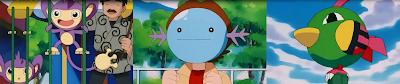 Pokemon Capitulo 44 Temporada 4 Natu, El Pokémon Adivino