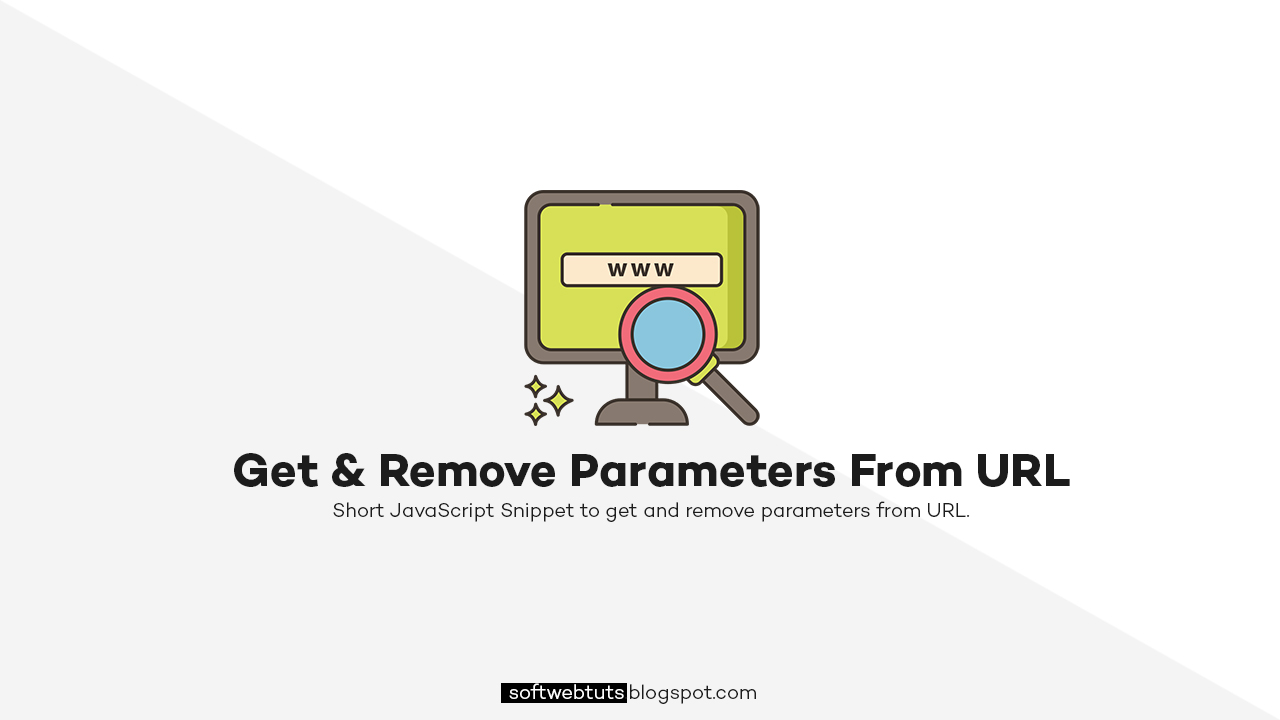 Get & Remove Parameters From UR