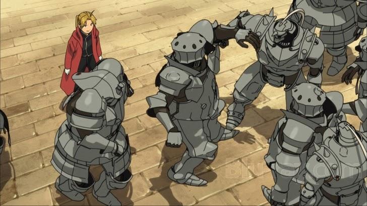 Trophy Unlocked: Fullmetal Alchemist the Movie: Conqueror of Shamballa