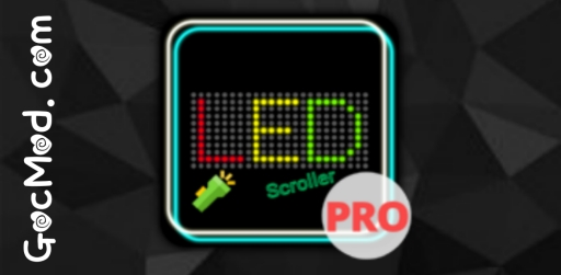 LED Scroller Pro(Banner+Record) v3.01