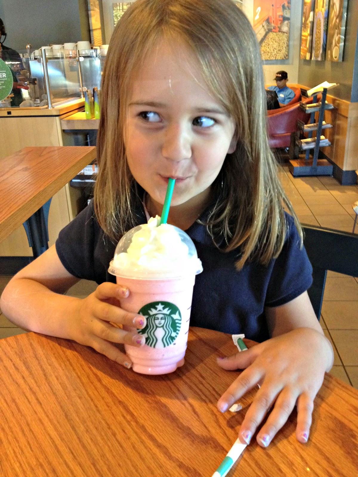 Starbucks Secret Menu No Guilt Mom