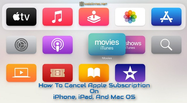 How To Cancel Apple Subscription On iPhone, iPad, And Mac OS