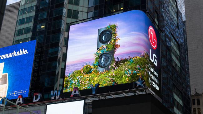 LG pledges to achieve net-zero carbon emissions by 2030