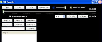DVD Decoder 1.0.5 Free Download