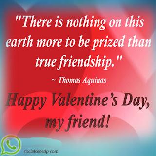 Valentine Dp Profiles with quotes