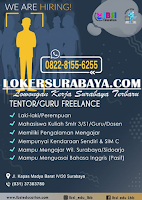 We Are Hiring at IBSI Education Surabaya Maret 2020 Terbaru