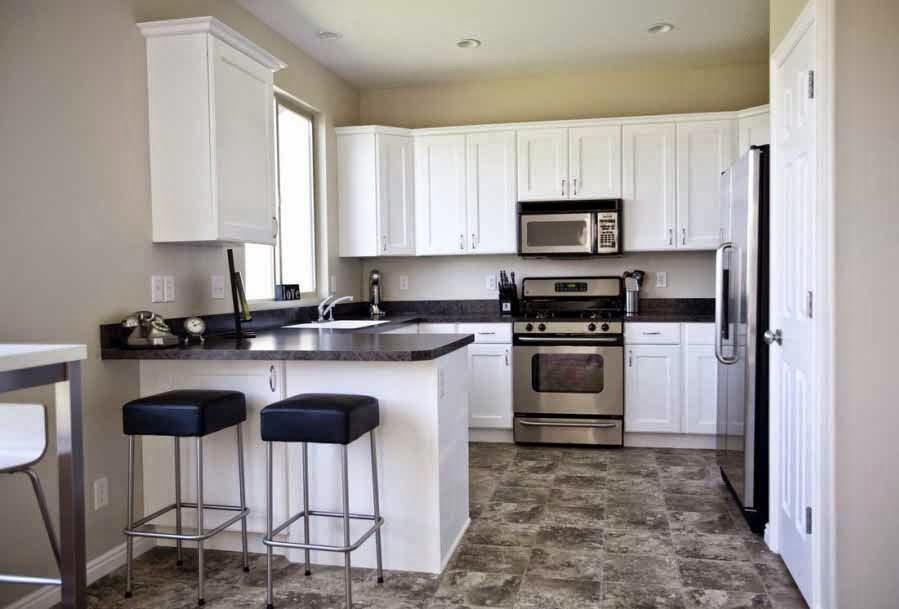 Koleksi Desain Interior Ruang Makan Dan Dapur Rumah Minimalis Gambar Foto