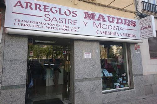 Sastre en Madrid, Modista en Madrid, Arreglos Maudes