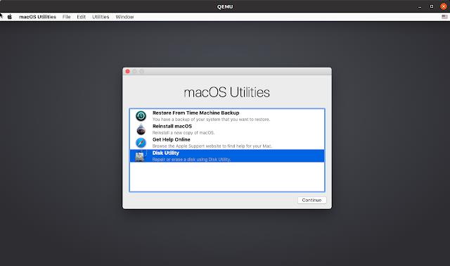 macOS Disk Utilities