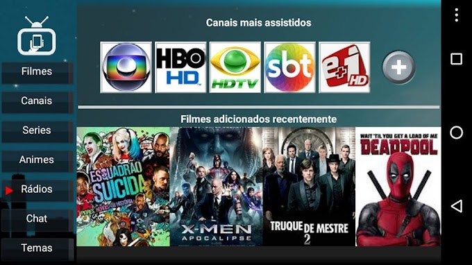 Nova Atualização TV Livre APP/APK   V5.5