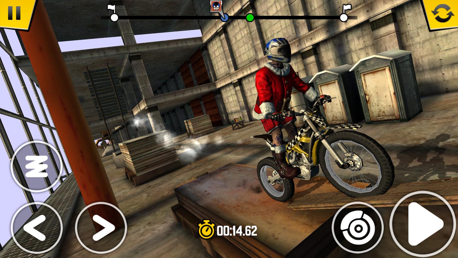 Trial Xtreme 4 MOD APK