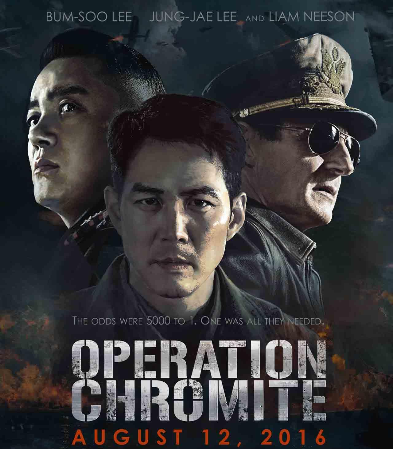 Operação Chromite – HDTV 720p e 1080p Dual Áudio (2016)