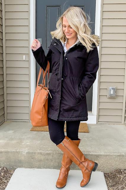 Winter coat #wintercoat
