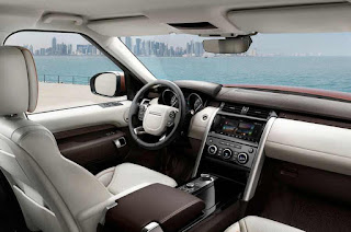 Discovery 5 interior, car news