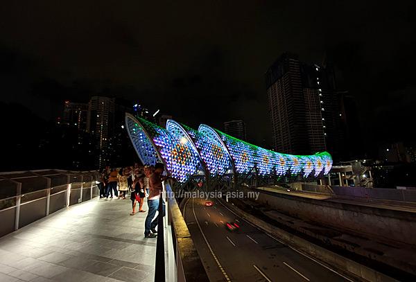 KL Saloma Bridge