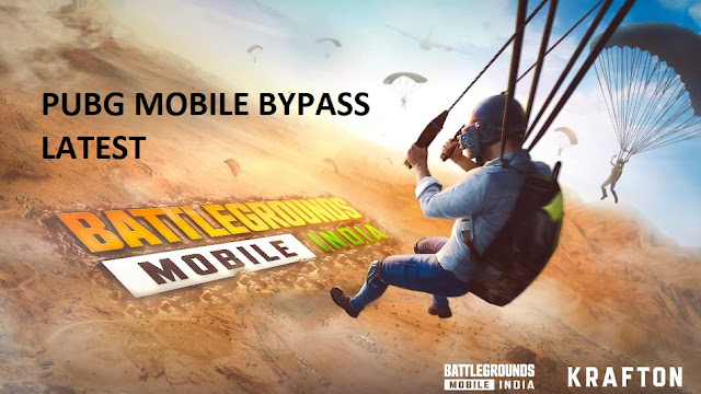 pubg mobile bypass