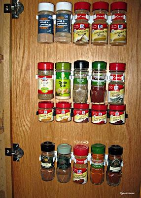 Cabinet Door Spice Gripper Clips Strips Reviewed