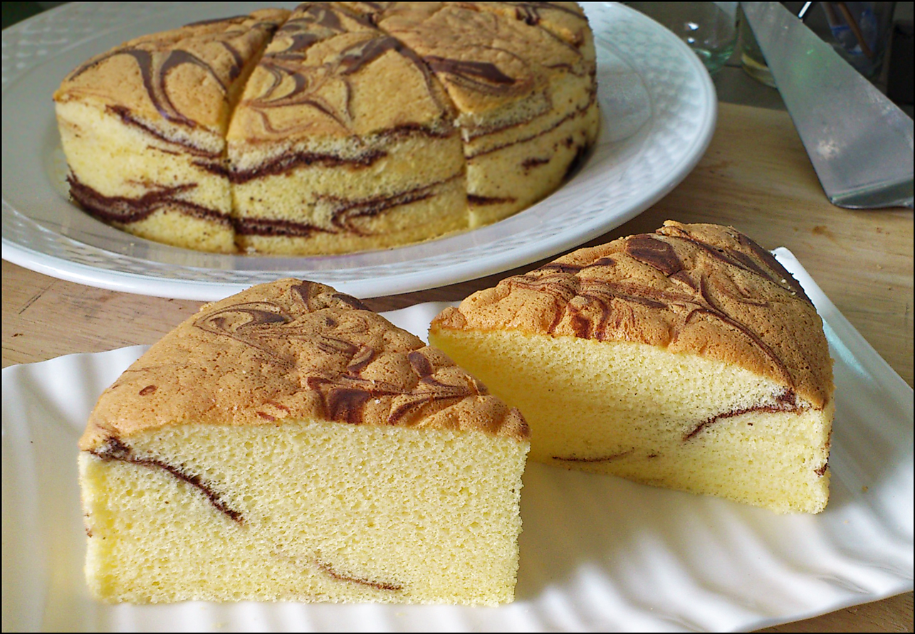 Marble cake: recipes and cooking methods. How to cook a marble cake in a slow cooker 38