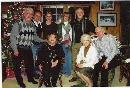 Harold Reid family
