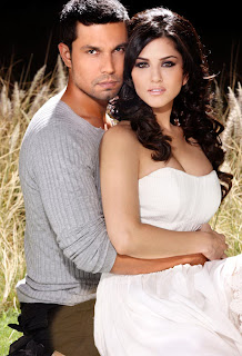 sunny leone with randeep hooda