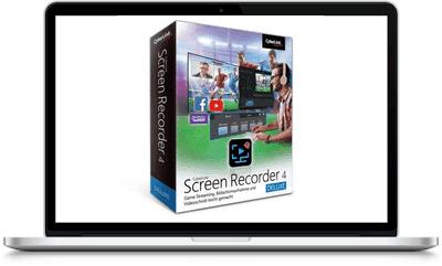 CyberLink Screen Recorder Deluxe 4.2.2.8482 Full Version