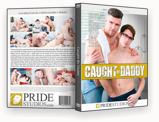 CAPA DVD – Caught By Daddy xxx 2018 – ISO