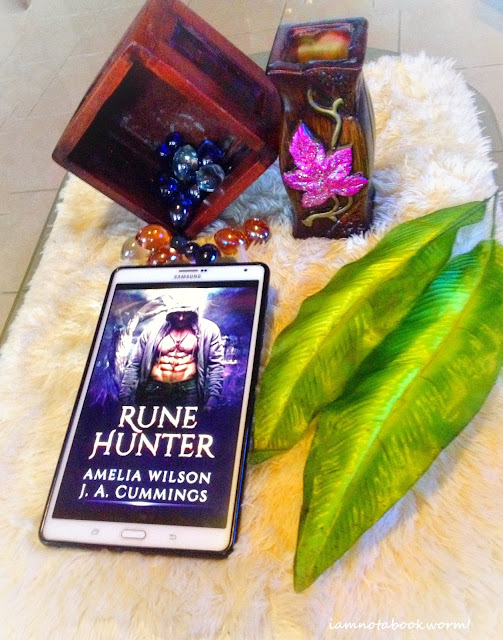 Rune Hunter (Runes #3) by Amelia Wilson | ARC | A Book Review