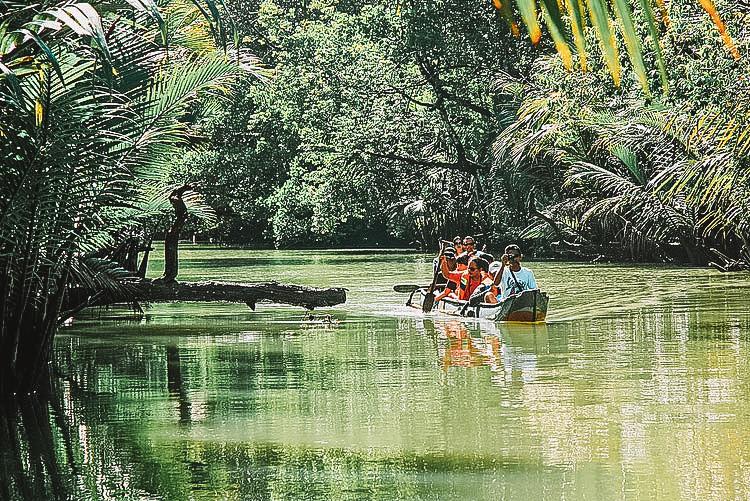 Sungai Cigenter Ujung Kulon
