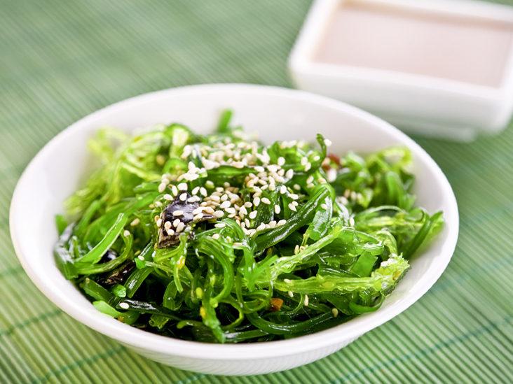 Benefícios da Kelp Para a Saúde e Fatos Nutricionais
