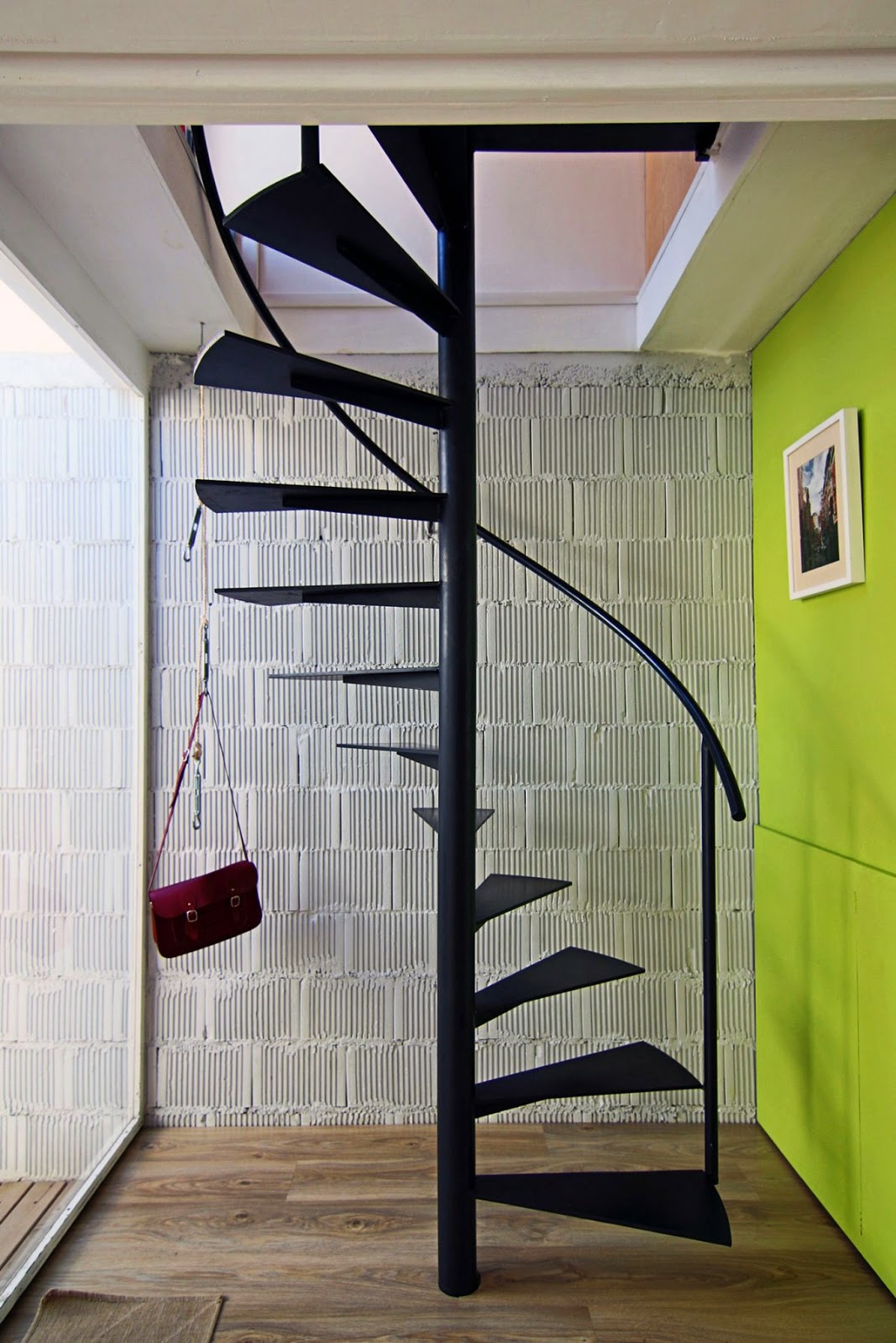 Some stair designs for small spaces and small house - Stairs in small house ideas ...