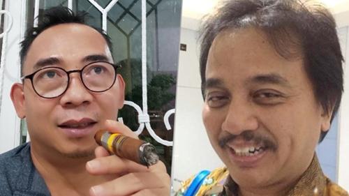 Kasusnya dengan Roy Suryo akan Dimediasi, Eko Kuntadhi: Kayak Mau Cerai Aja