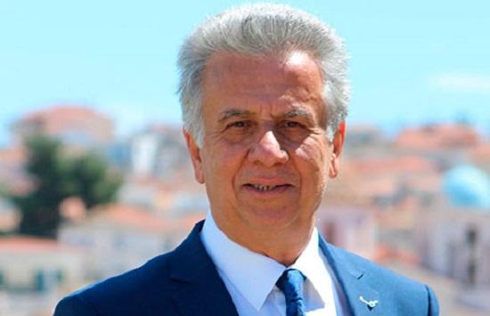 Διαμαρτυρία Γεωργόπουλου για το καθεστώς του lockdown και στον Δήμο Ερμιονίδας
