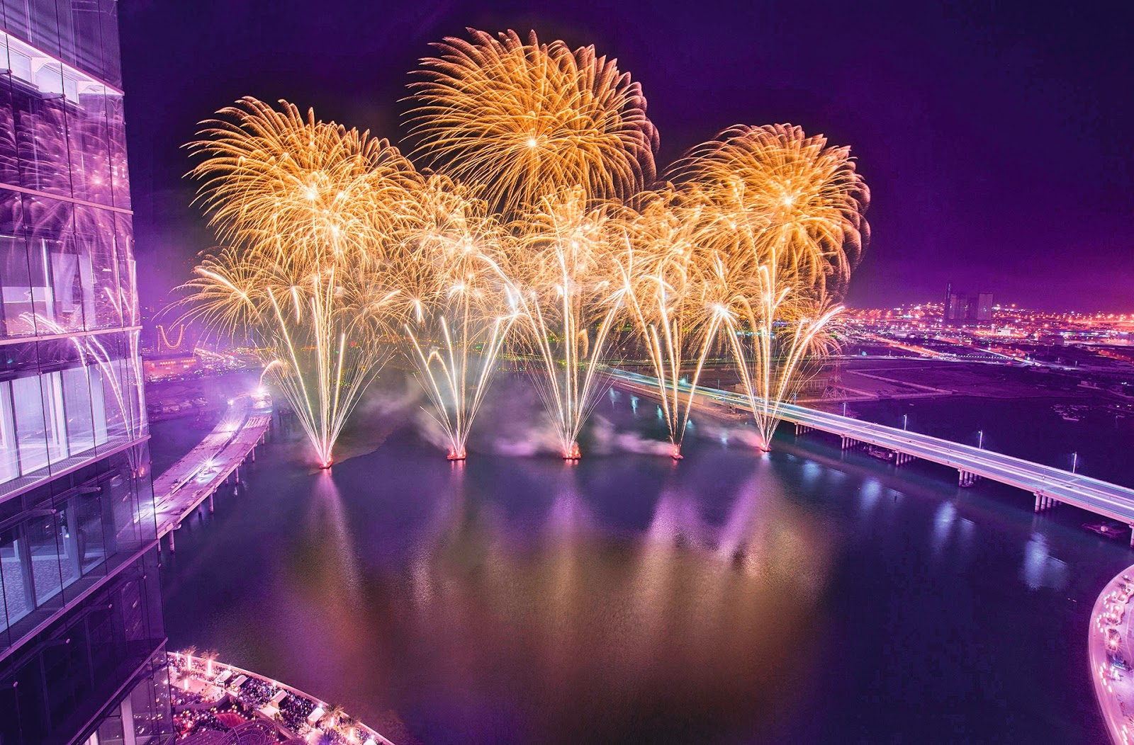 Abu Dhabi New Years Eve 2021 Celebration: Where to Go, Where to Stay for NYE 2021 in Abu Dhabi UAE
