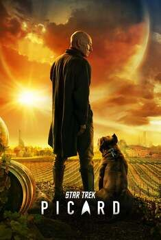 Star Trek: Picard 1ª Temporada Torrent - WEB-DL 720p/1080p Dual Áudio